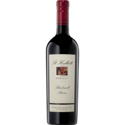 Photo of St Hallett Blackwell Shiraz