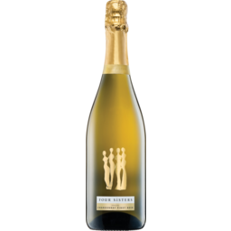 Photo of Four Sisters Sparkling Chardonnay Pinot Noir Nv