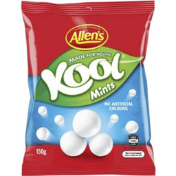Photo of Allens Kool Mints 150g