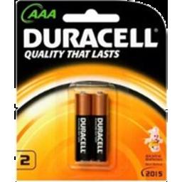 Photo of Duracel Batteries Aaa