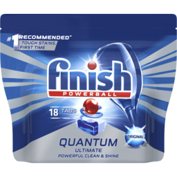 Photo of Finish Powerball Quantum Ultimate Original 18pk