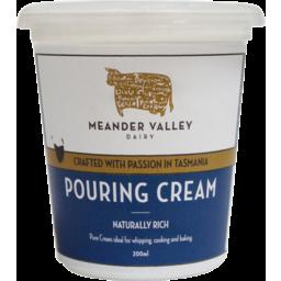 Photo of Mvd Pouring Cream 200ml