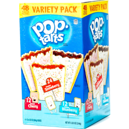 Photo of Kelloggs Pop Tart Berry Variety