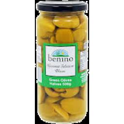 Photo of Benino Olives Halves Green 500gm