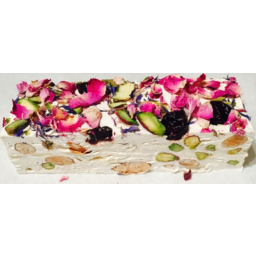 Photo of Bramble And Hedge Nougat Blackberry And Rosewater 150gm