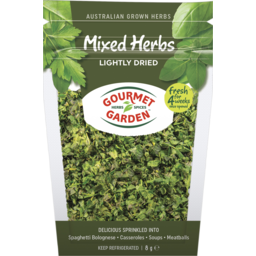 Photo of Gourmet Garden Mixed Herbs Lightly Dried 8g
