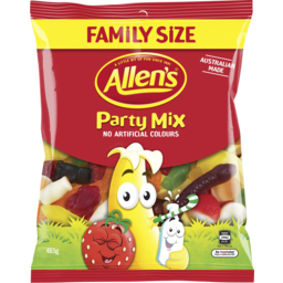 Photo of Allens Party Mix Cc&B 465gm