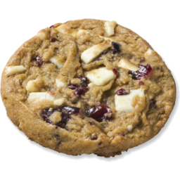 Photo of White Choc & Cranberry Cookie 6pk