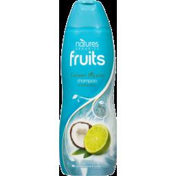 Photo of Natures Organics Fruits Coconut & Lime Shampoo 500ml