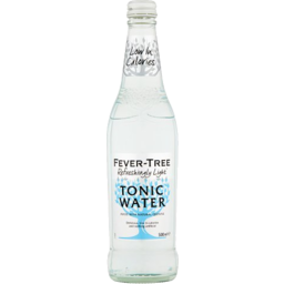 Photo of Fever Tree Naturally Light Tonic Water 500ml