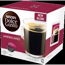 Photo of Nescafe Dolce Gusto Coffee Capsules Americano 16s 128g 128g