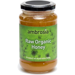 Photo of Ambrosia Honey - Raw