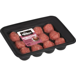 Photo of Hellers Meatballs Angus Beef 420g