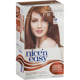 Photo of Nice 'N Easy Clairol Nice'n Easy 6r Light Auburn