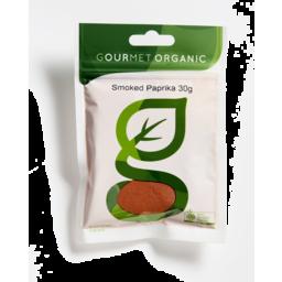 Photo of Gourmet Organic Paprika Smoked