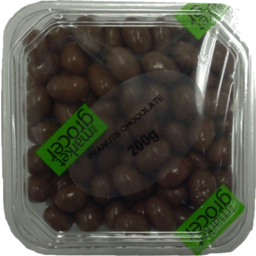Photo of The Market Grocer Peanuts Chocolate 200gm