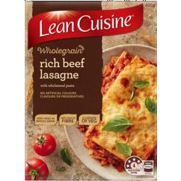 Photo of Lean Cuisine Grain Beef Lasagne 400gm