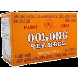 Photo of Planet Organic - Oolong - 25 Tea Bags