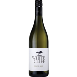 Photo of Whitecliff Pinot Gris 750ml