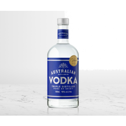Photo of Australian Distilling Co Vodka