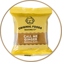 Photo of Original Foods Slice Call Me Ginger 90g