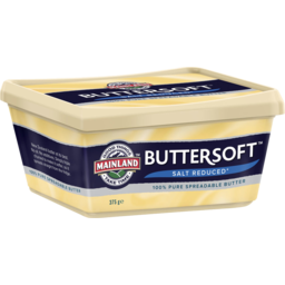 Photo of Mainland Butter Soft Pure Butter Less Salt 375g