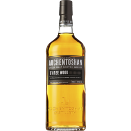 Photo of Auchentoshan Three Wood Scotch Whisky