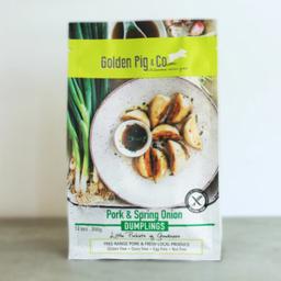 Photo of Golden Pig Dumplings Pork & Spring Onion