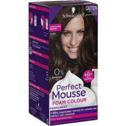 Photo of Schwarzkopf Perfect Mousse 4-65 Chocolate Brown