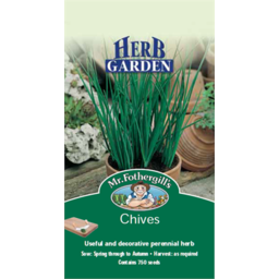 Photo of Mr Fothergill's Chives