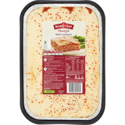 Photo of Ready Chef Homestyle Beef Lasagne 2kg
