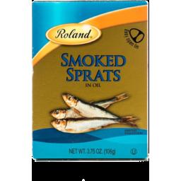 Photo of Roland Smoked Sprats