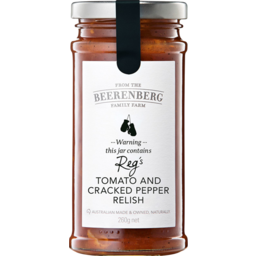 Photo of B/Berg Relish Tom&C/P 280gm