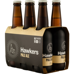 Photo of Hawkers Pale Ale Stubies 6x330ml