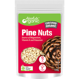 Photo of Absolute Organic Pine Nuts 100gm