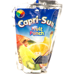 Photo of Capri Sun Fruit Punch