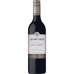 Photo of Jacobs Creek Shiraz Cabernet 750ml