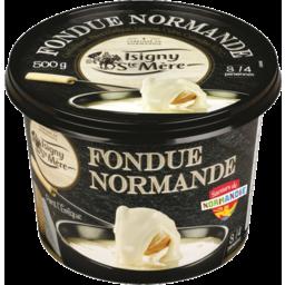 Photo of Fondue Normandie 500g