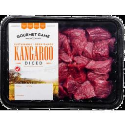 Photo of Gourmet Game Kangaroo Diced 500gm