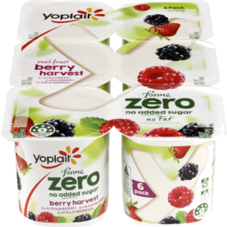 Photo of Yoplait Forme Berry Harvest 6x160g