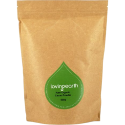 Photo of Loving Earth - Raw Cacao Powder - 1kg
