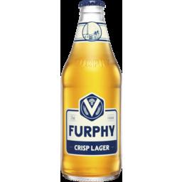Photo of Furphy Crisp Lager Stubbies