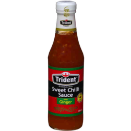 Photo of Trident Sweet Chilli Sauce With Ginger 285ml