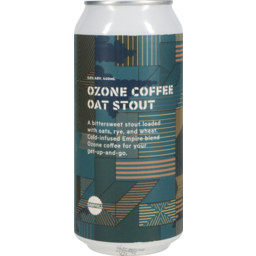 Photo of Sawmill Ozone Coffee Stout 440ml