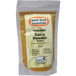 Photo of Pure Food Essentials - Curry Powder (Medium) - 80g