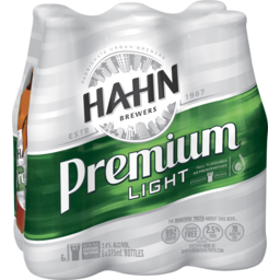 Photo of Hahn Premium Light Stubbies
