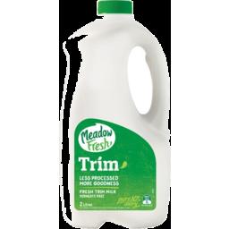 Photo of Meadow Fresh Milk Trim 2L