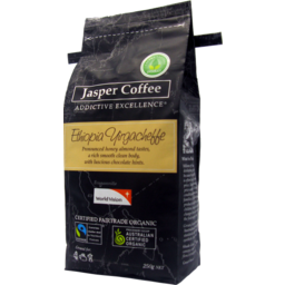 Photo of Jasper Ethiopian Coffee Ground 250gm