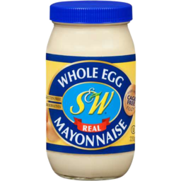 Photo of S&W Whole Egg Mayonnaise 220g