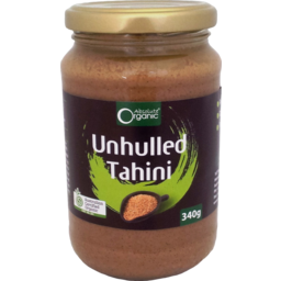 Photo of Abs Org Unhulled Tahini 340g